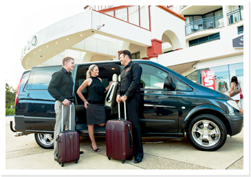 Star Coach Services provides daily pickups and drop offs to hotels.